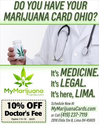 Do You Have Your Marijuana Card Ohio?