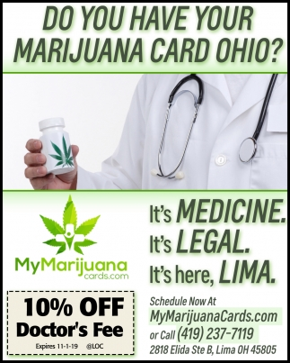 Do You Have Your Marijuana Card Ohio?