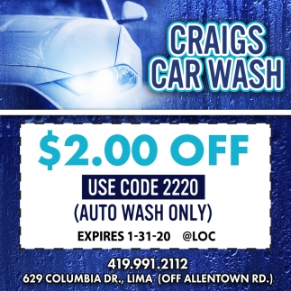 Auto Wash Only