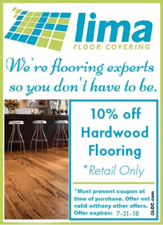 We're Flooring Experts So You Don't Have To Be